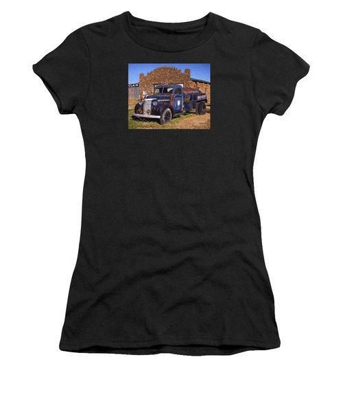 Gmc Tank Truck Women's T-Shirt