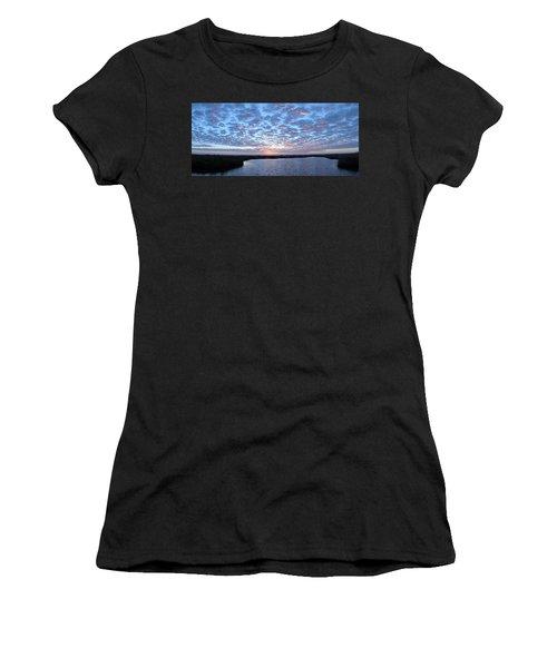 Dream Big Women's T-Shirt (Junior Cut) by John Glass