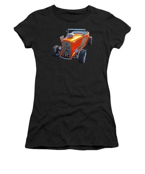 Go Orange Women's T-Shirt