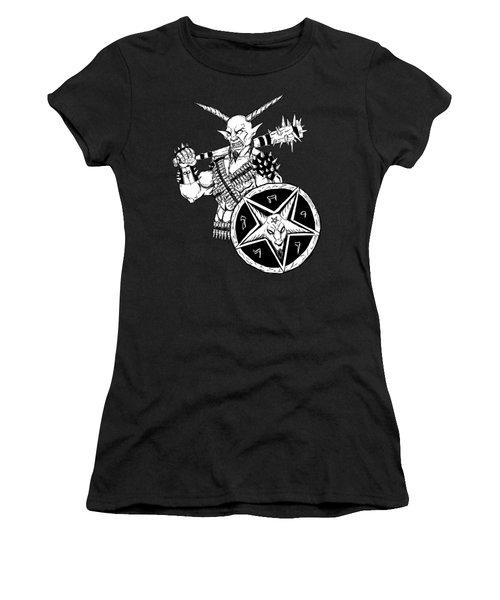 Goatlord Black Women's T-Shirt