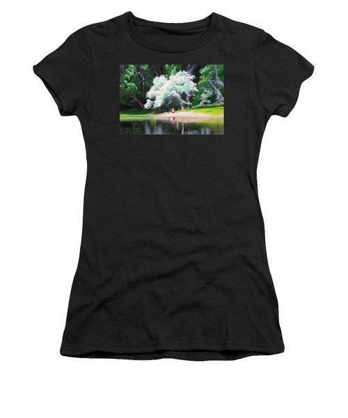 God Loves People Women's T-Shirt