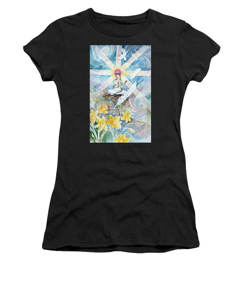 Goddess Awakened Women's T-Shirt