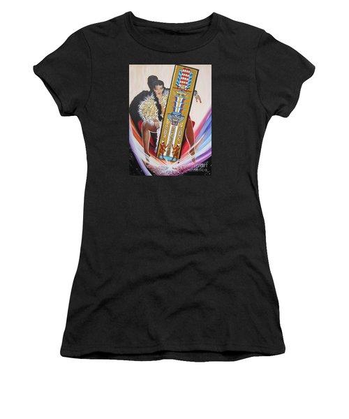 The  Tet Of Osiris Fra Blaa  Kattproduksjoner  Women's T-Shirt