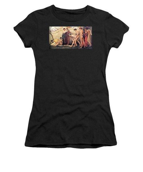 Gods At Play Women's T-Shirt