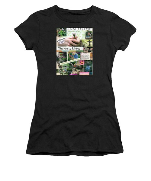 God's Garden Of Love Women's T-Shirt