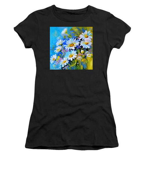 God's Touch Women's T-Shirt (Athletic Fit)