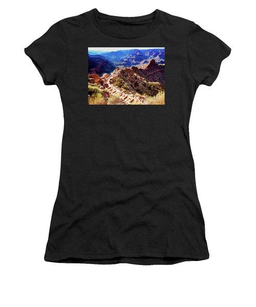 Going Down Women's T-Shirt