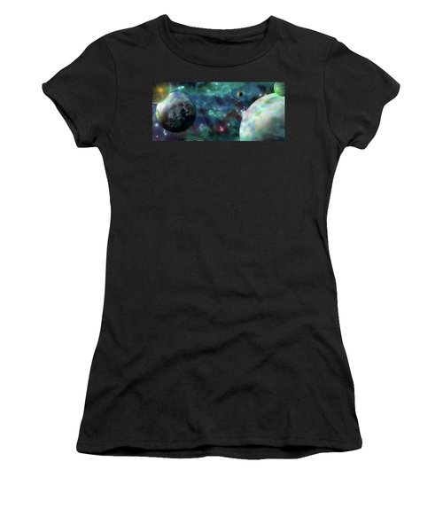 Going Further Women's T-Shirt (Athletic Fit)