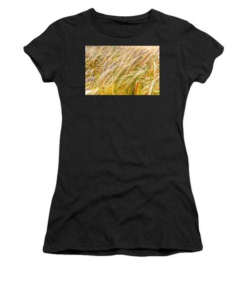 Golden Barley. Women's T-Shirt