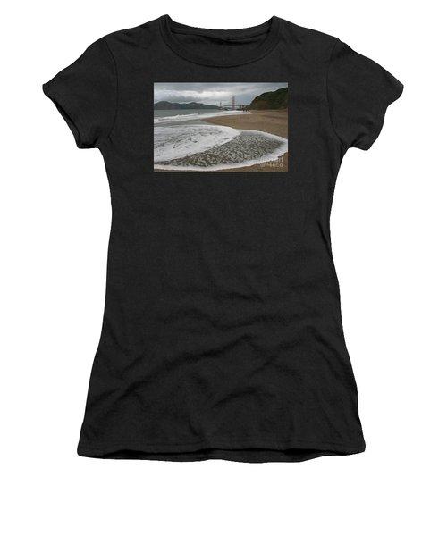 Golden Gate Study #3 Women's T-Shirt