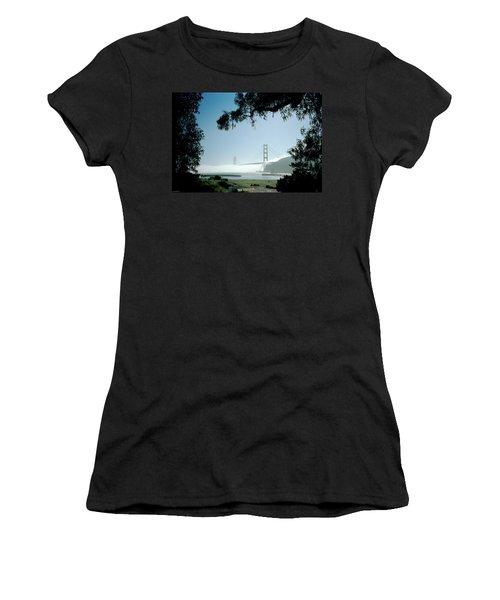 Golden Gate Fog  Women's T-Shirt