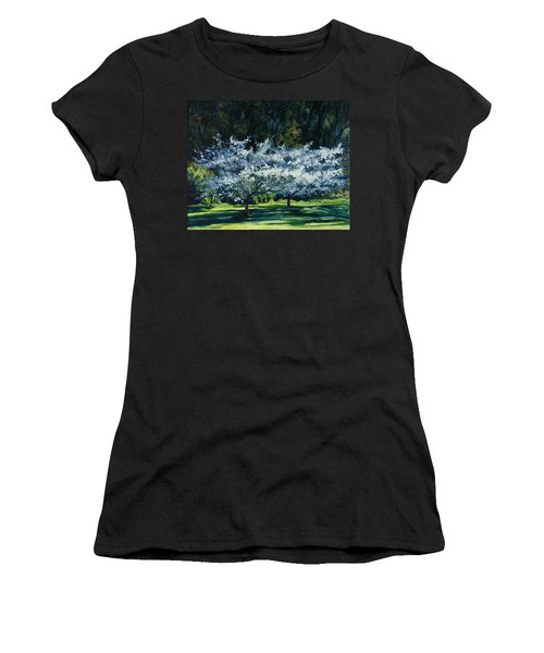 Golden Gate Park Women's T-Shirt (Athletic Fit)