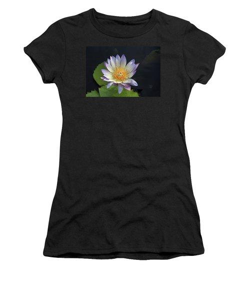 Golden Hue Women's T-Shirt (Athletic Fit)