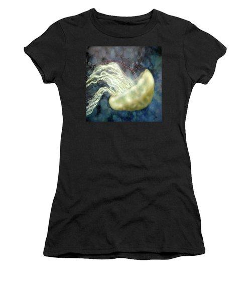 Golden Light Jellyfish Women's T-Shirt