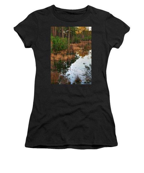 Golden Pond Women's T-Shirt (Athletic Fit)