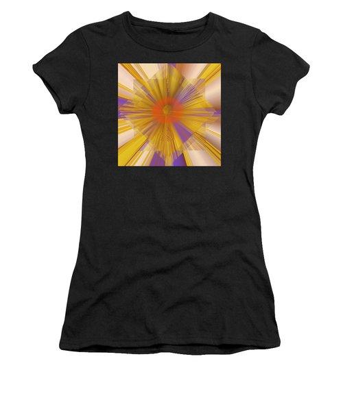 Golden Rays Women's T-Shirt