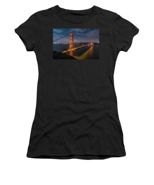 Golden Reflection Women's T-Shirt