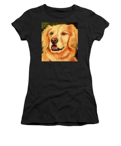 Golden Retriever Sweet As Sugar Women's T-Shirt