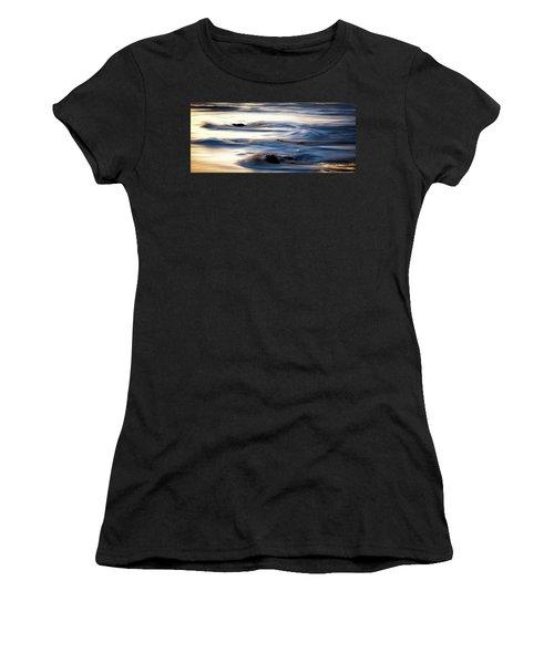 Golden Serenity Women's T-Shirt