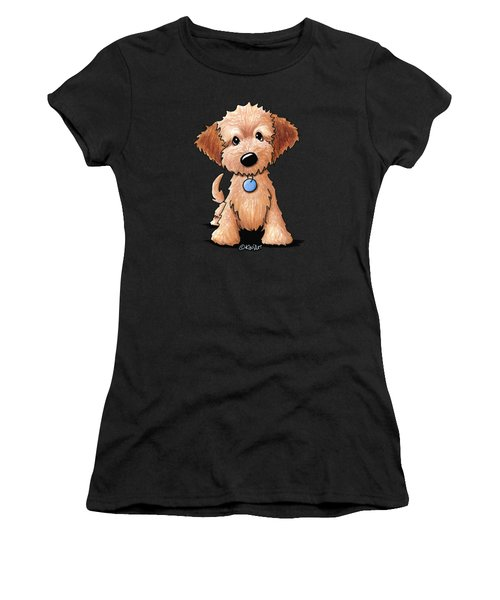 Goldendoodle Puppy Women's T-Shirt