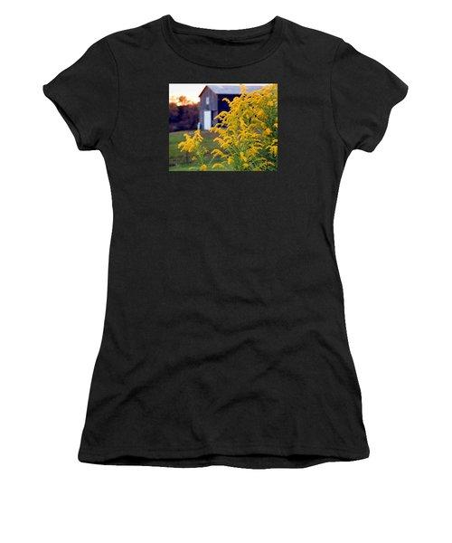 Goldenrod Women's T-Shirt