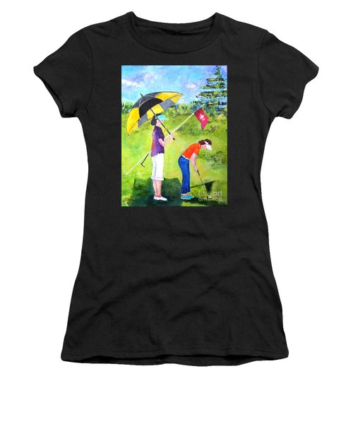 Golf Buddies #3 Women's T-Shirt