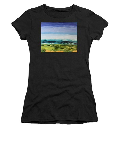 Golf Women's T-Shirt (Athletic Fit)