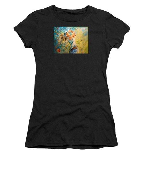 Golf Passion Women's T-Shirt