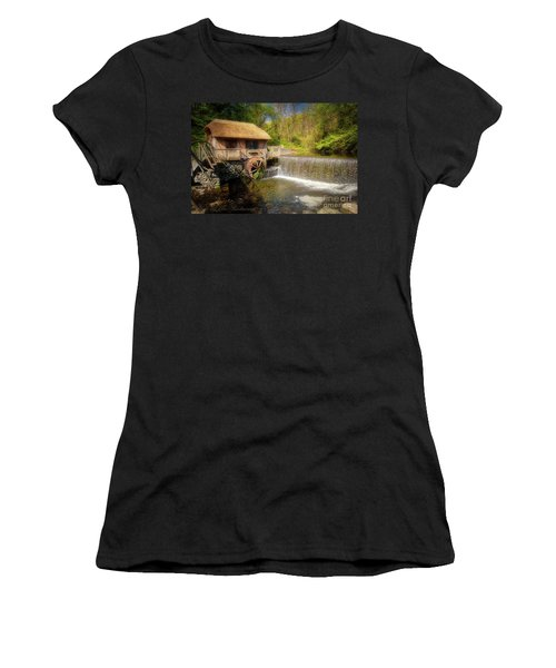 Gomez Mill House Women's T-Shirt (Athletic Fit)