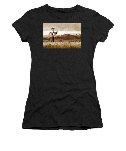 Gondwana Boab Women's T-Shirt (Athletic Fit)