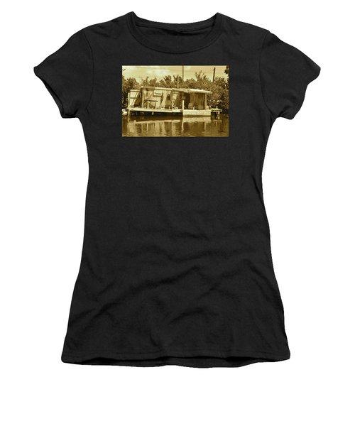 Gone Fishing Women's T-Shirt
