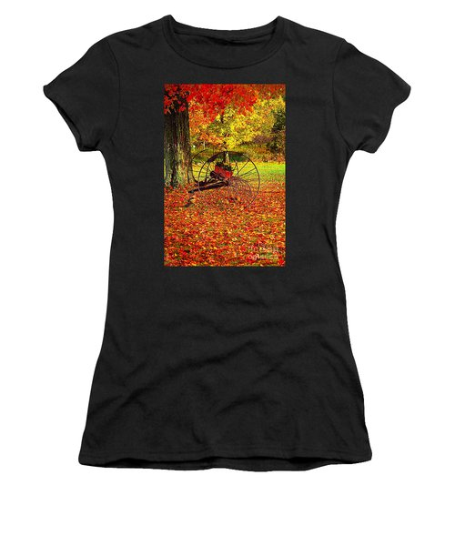 Gone With The Wind Women's T-Shirt (Athletic Fit)