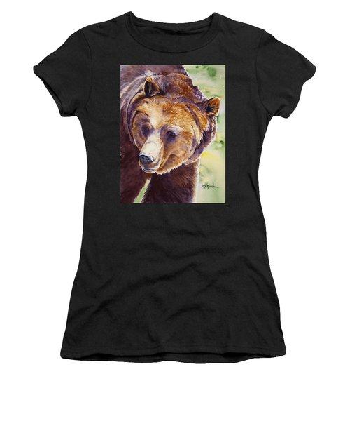 Good Day Sunshine - Grizzly Bear Women's T-Shirt