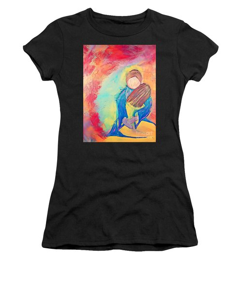 Loved Women's T-Shirt (Athletic Fit)