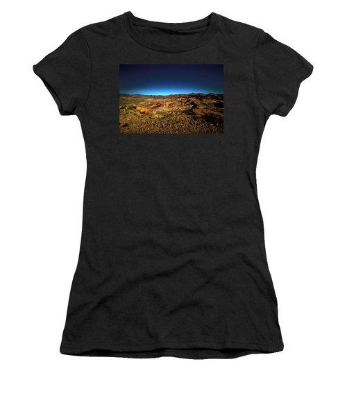 Good Morning From The Oregon Desert Women's T-Shirt