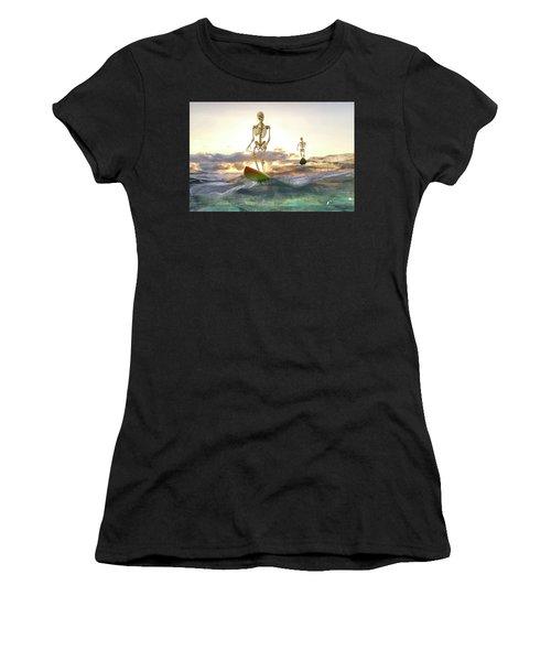 Good Morning Topsail Women's T-Shirt