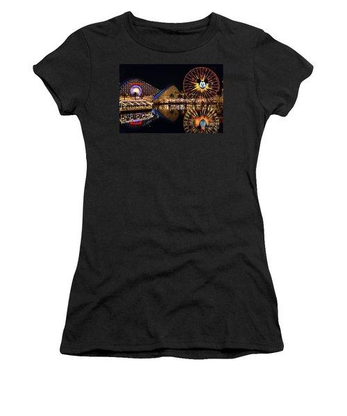 Goodbye, Paradise Pier Women's T-Shirt (Athletic Fit)