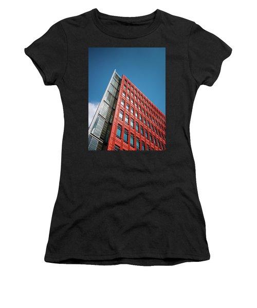 Women's T-Shirt featuring the photograph Google by Stewart Marsden
