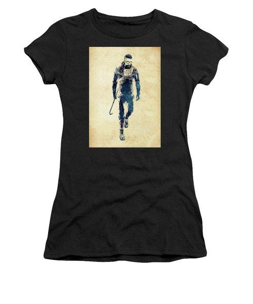 Gordon Freeman Women's T-Shirt (Athletic Fit)