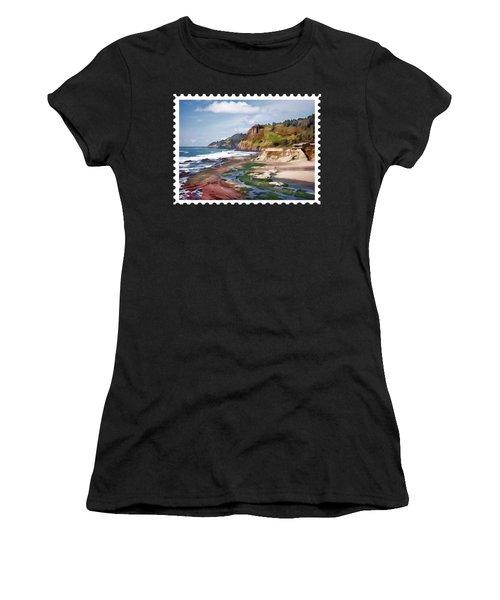 Gorgeous Oregon Coast Women's T-Shirt