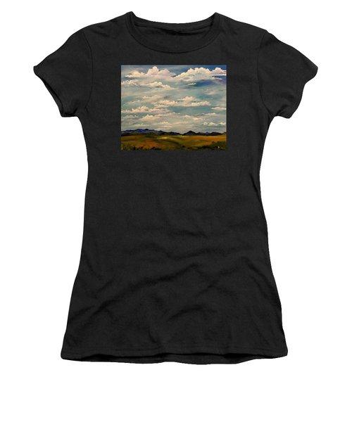 Got Clouds Women's T-Shirt