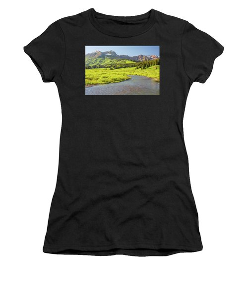 Gothic Valley - Early Evening Women's T-Shirt (Athletic Fit)