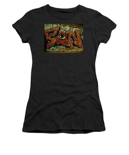Graffiti_17 Women's T-Shirt