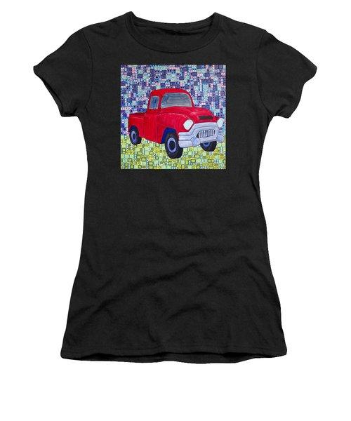 Gramps Had A Green Truck Women's T-Shirt