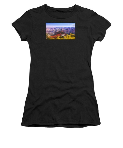 Grand Arizona Women's T-Shirt (Athletic Fit)