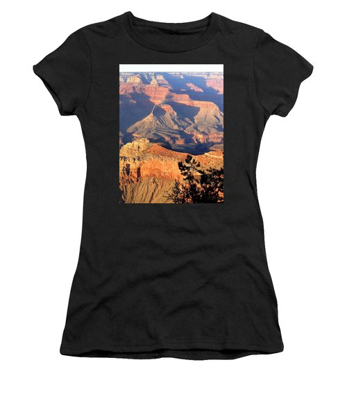 Grand Canyon 50 Women's T-Shirt (Athletic Fit)