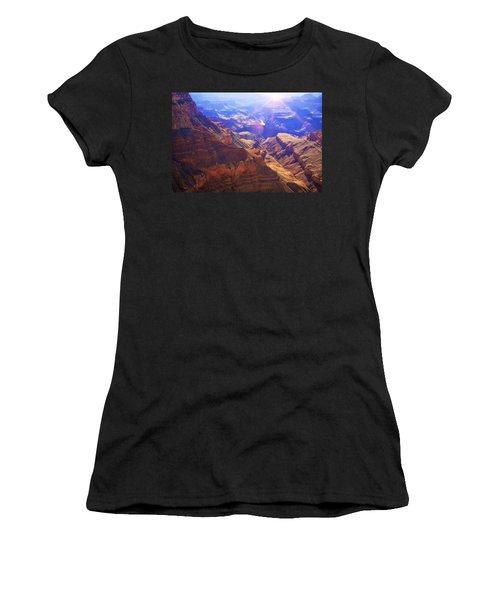 Grand Canyon Arizona 10 Women's T-Shirt