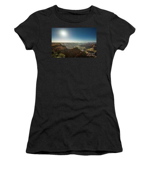 Grand Canyon Sun Women's T-Shirt