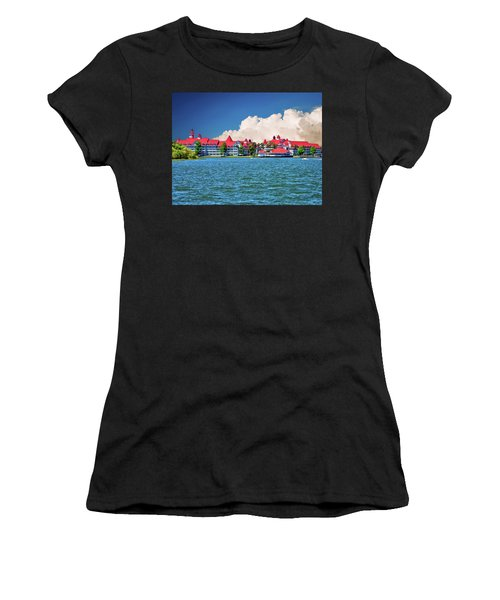 Grand Floridian Resort And Spa Women's T-Shirt