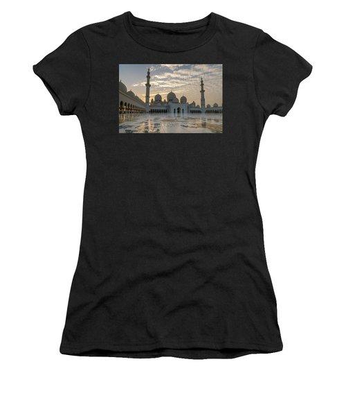 Grand Mosque Sunset Women's T-Shirt